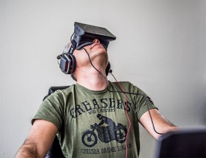 Virtual Reality Changing Search